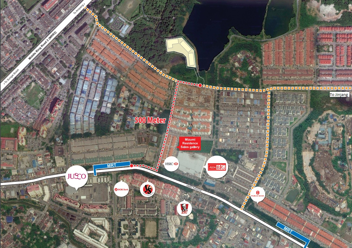 KEPONG-MAPS