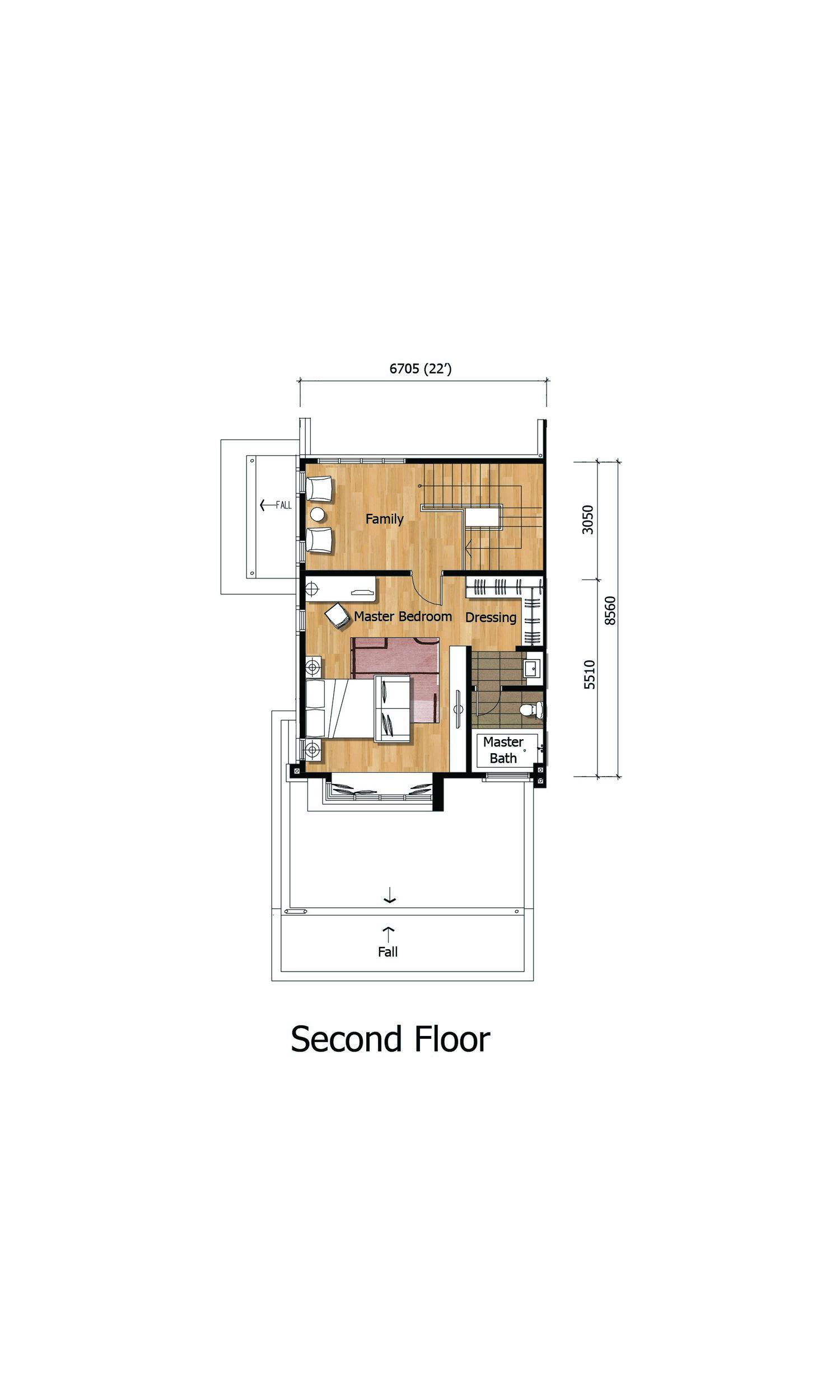 RT3 (22') Corner 2 Hi