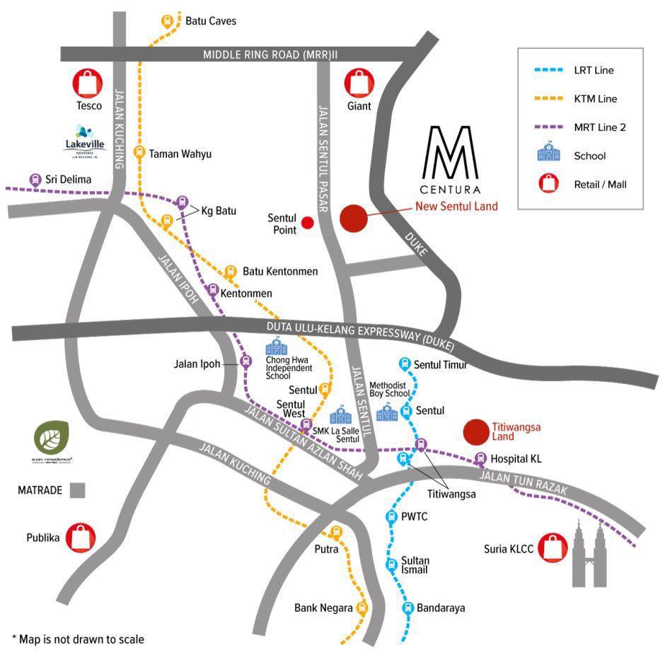 m-centura-map